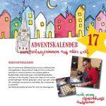 17 Adventskalender cecile