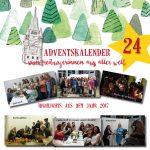24 Adventskalender alle