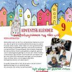 9 Adventskalender Leyla und Stephanie