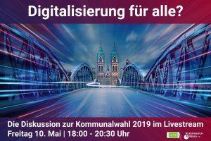Livestream Kommunalwahl Freiburg 2019